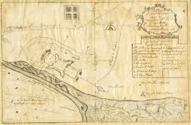Mcdonalds In America Map by The Geometry Of War Fortification Plans From 18th Century America