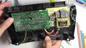 Overhead Door Garage Door Opener Parts by How To Fix A Garage Door Opener Board Repair Remote Not Working