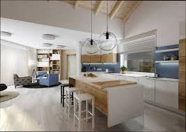 cuisine bois blanche cuisine bois cuisine ilot bois blanc