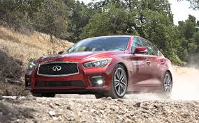 2014 infiniti q50 already recalled for first steer by wire issue