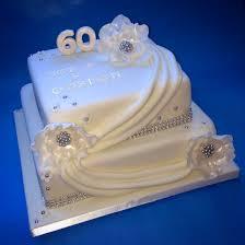 diamond wedding anniversary cake cakes i like pinterest