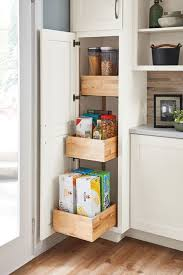 storage cabinets for kitchen at lowes organization in your kitchen pull out drawers make