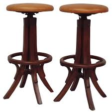 the most awesome adjustable height bar stools with regard to