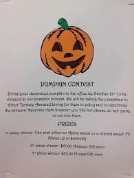 Decorated Pumpkins Contest Winners Contests Mahaffey Orthodontics Peachtree City Ga