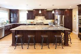 cherry kitchen islands furniture cherry kitchen cabinets with granite countertop and