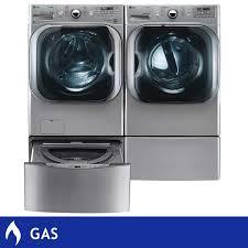 samsung 6 0cuft flexwash washer 7 5cuft gas flexdry dryer with