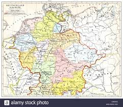 Map Og Germany by Map Of Germany Stock Photos U0026 Map Of Germany Stock Images Alamy