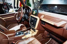 mercedes benz g class interior 2015 brabus mercedes g500 4x4 and g class 850 biturbo widestar