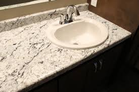 Bathroom Countertop Options Trendy Laminate Countertop Options Mama Dweeb