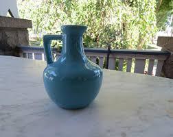 Duck Egg Blue Vase Duckegg Blue Etsy
