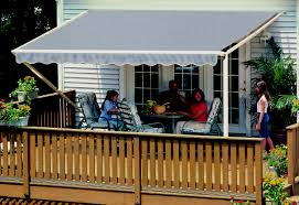 How Much Is A Sunsetter Retractable Awning Sunsetter Motorized Retractable Awnings In La By Galaxy Draperies