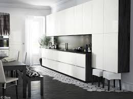 cuisine blanche sol noir cuisine blanche sol noir carrelage de et 2017 et cuisine blanche