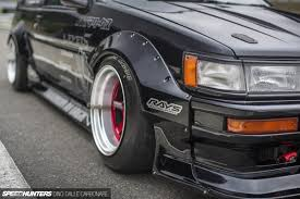 widebody toyota an ae86 built to last speedhunters