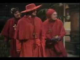 Spanish Inquisition Meme - the spanish inquisition youtube