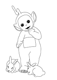 13 teletubbies images birthday ideas coloring