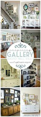 ideas for displaying pictures on walls family photo wall gallery ideas vinyls with for hanging pictures