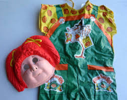 Cabbage Patch Kid Halloween Costume Vintage Cpk Etsy