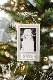 how to make a paper photo ornament craft tutorial ornament