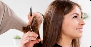hair dressing personalities hair color highlighting sanuz beauty studio in coimbatore india