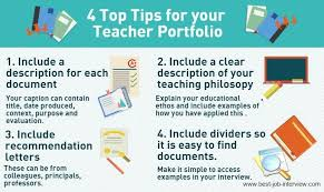 Kindergarten Teacher Resume Job Description by Your Teacher Portfolio
