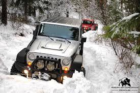 aev jeep hood aev 40303001aj heat reduction hood unpainted with black mesh for