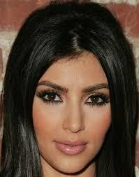 the amazing Kim kardashian eye