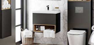 wall hung vanity units wall mounted vanity units victoriaplum com