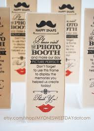 photo booth picture frames vintage photo booth acrylic frames party favor and mustache