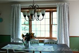 contemporary dining room ideas dining room draped shade curtain with modern dining room design