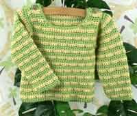 100 free baby sweater crochet patterns at allcrafts net