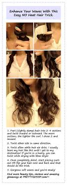 how to curl your hair fast with a wand 10 ways to curl your hair without iron pretty designs