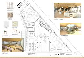 floor plan scale culinary caroline maguire archinect