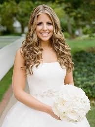 hair for wedding 16 curly wedding hairstyles for and hair