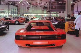 future ferrari ferrari 400 back to the future ferrari factory and assembly line