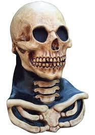 long neck skeleton mask skull masks for halloween