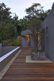 Luxurious Decorative Element Luxurious Home Uses Wood And Stone Elements To Marry Interiors And