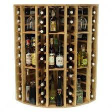 Corner Wine Cabinets Winerex Modular Wine Racks For Wine Cellar