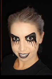 Black Eye Makeup For Halloween How To Paint A Black Eye With Makeup Mugeek Vidalondon