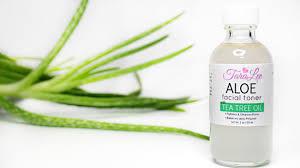 Toner Acne aloe toner acne fighting toner treatment acne