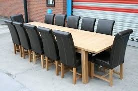 12 seat dining room table 12 seater dining table size new ideas large dining room table