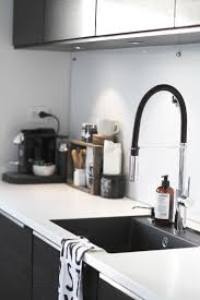 kitchen faucets black kitchen faucets with 428173 single hole
