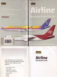 airline recognition guide jane s 2006 continental airlines