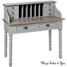 image bureau vintage desk furniture rustic bureau drawers storage unit dressing