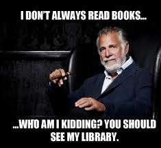 Meme Book - 19 memes all book lovers will understand