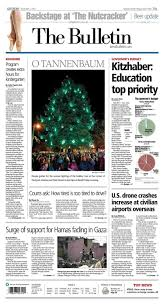 Bulletin Daily Paper 12 01 12 by Western munications Inc issuu