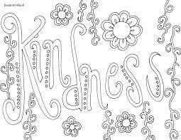 doodle alley coloring pages paginone biz