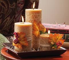 sculpture of creative and stunning candle centerpieces for tables