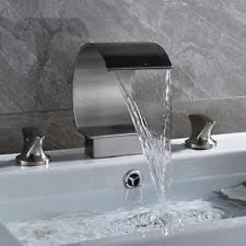 Bathroom Faucets Waterfall Waterfall Bath Faucet Ebay
