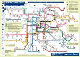 Metro Map Pdf by Prague Metro Map In Pdf Weather In Prague Prague Guide Eu