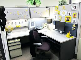 themes for cubicle decoration competition in office cubicle